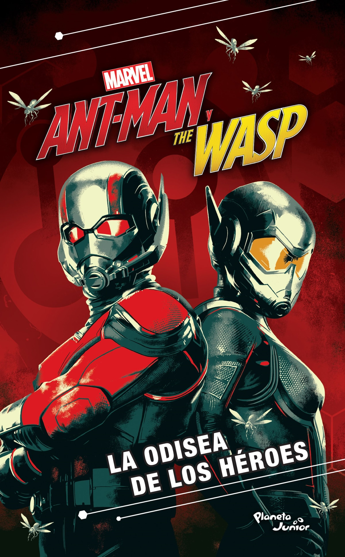 Ant-Man y the Wasp. La novela