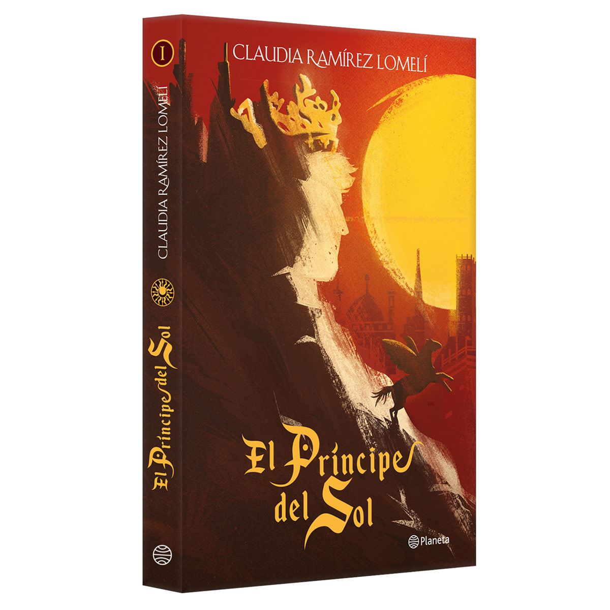El príncipe del sol Libro - Sanborns