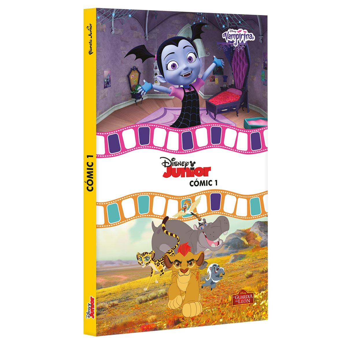 Disney Junior. Cómic 1