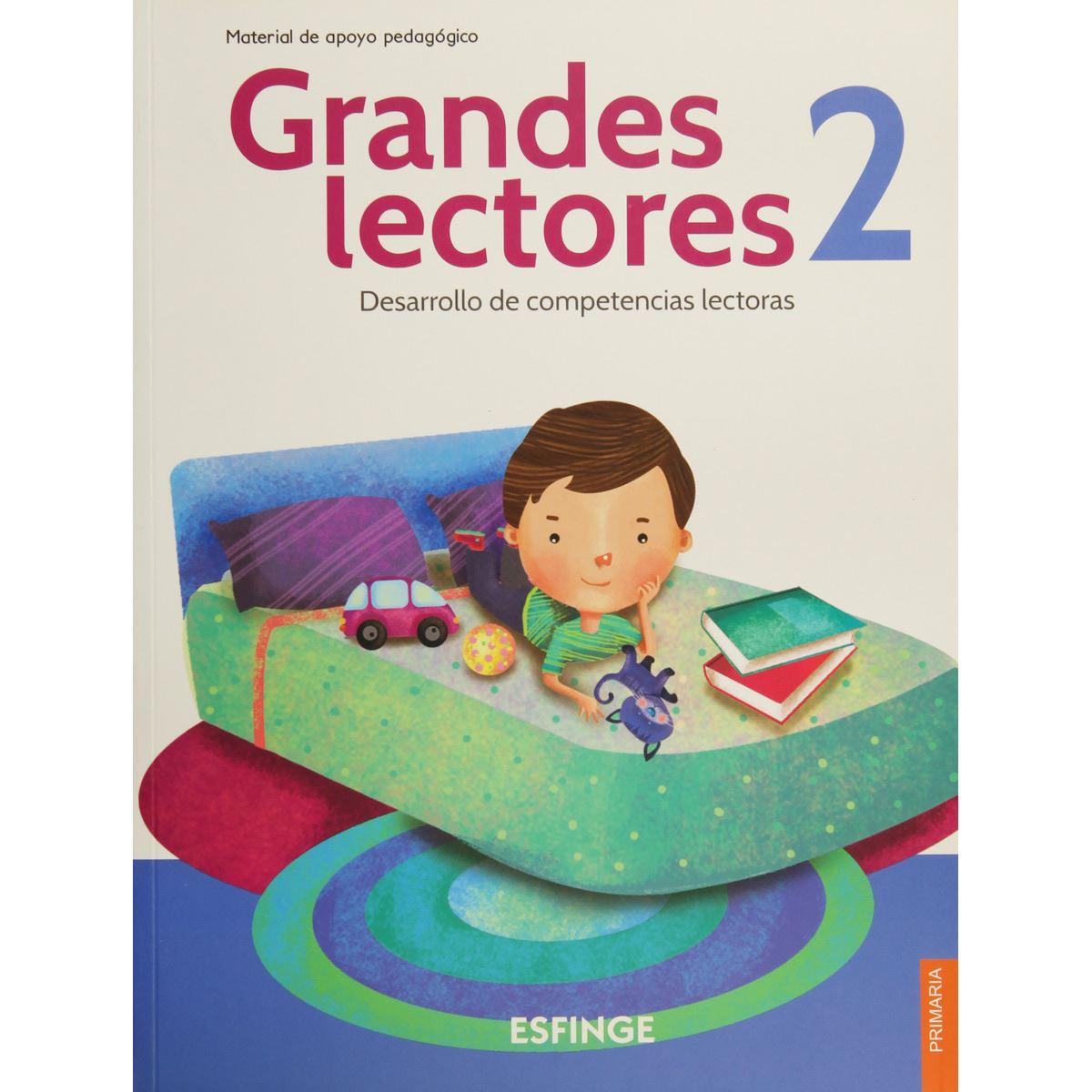Grandes Lectores 2. Desarrollo De Competencias Lectoras-Primaria