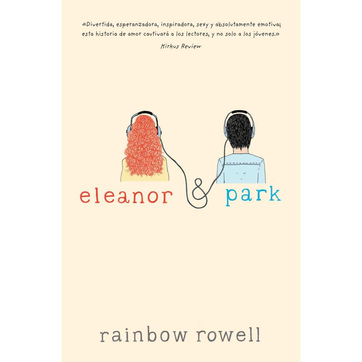 Eleanor & park Libro - Sanborns