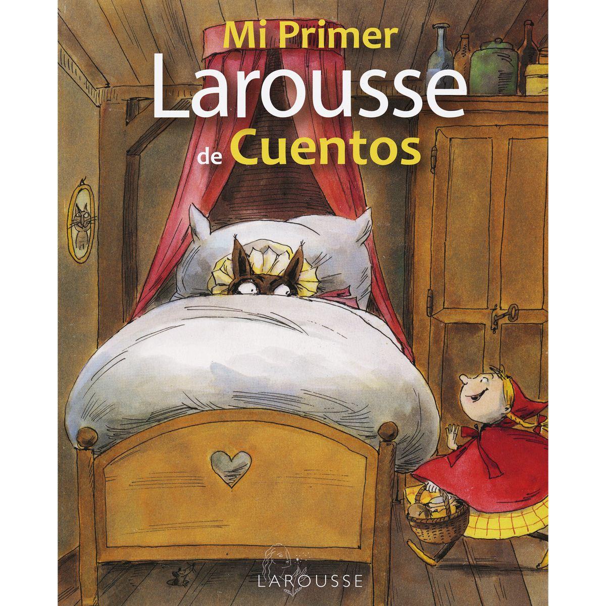 Mi primer larousse de cuentos Libro - Sanborns