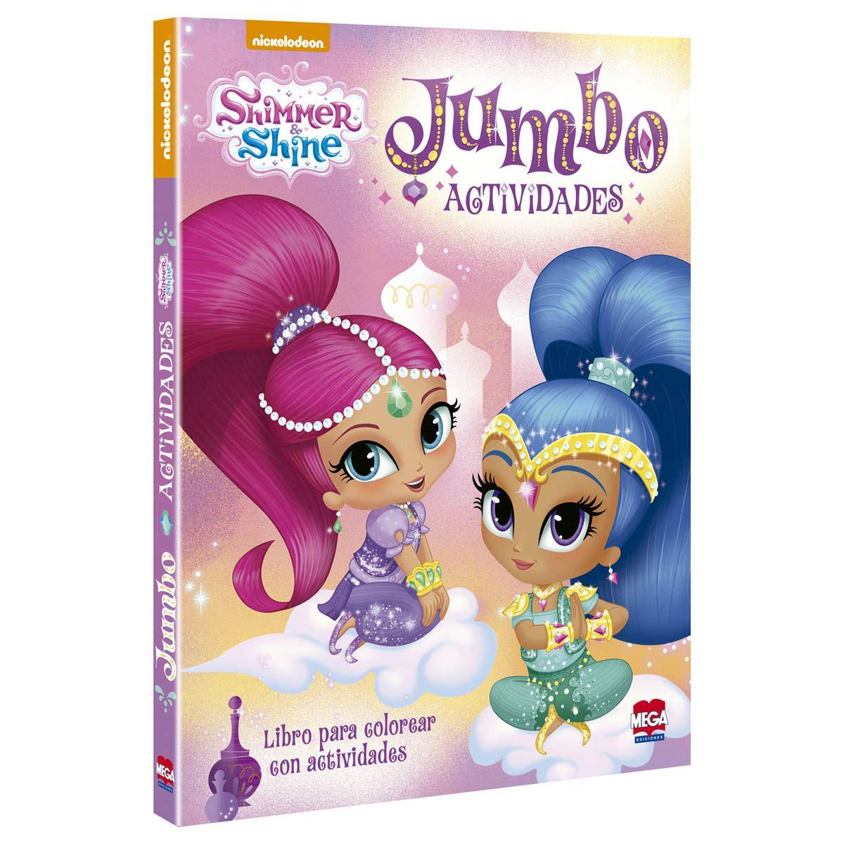 Shimmer & Shine jumbo