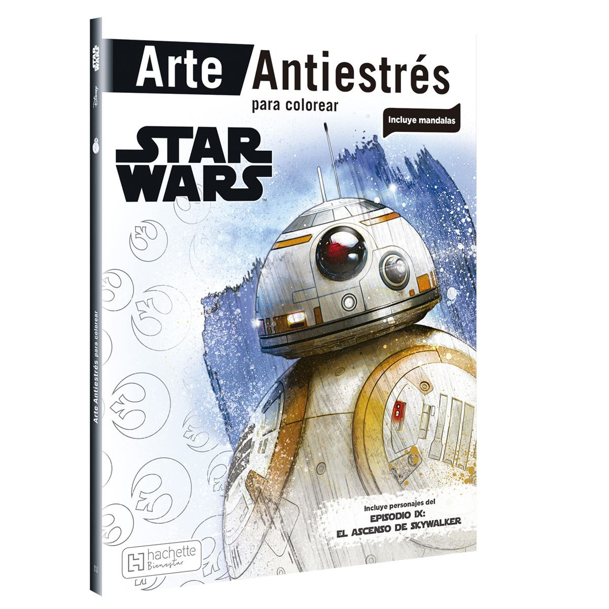 Star Wars. Arte antiestrés