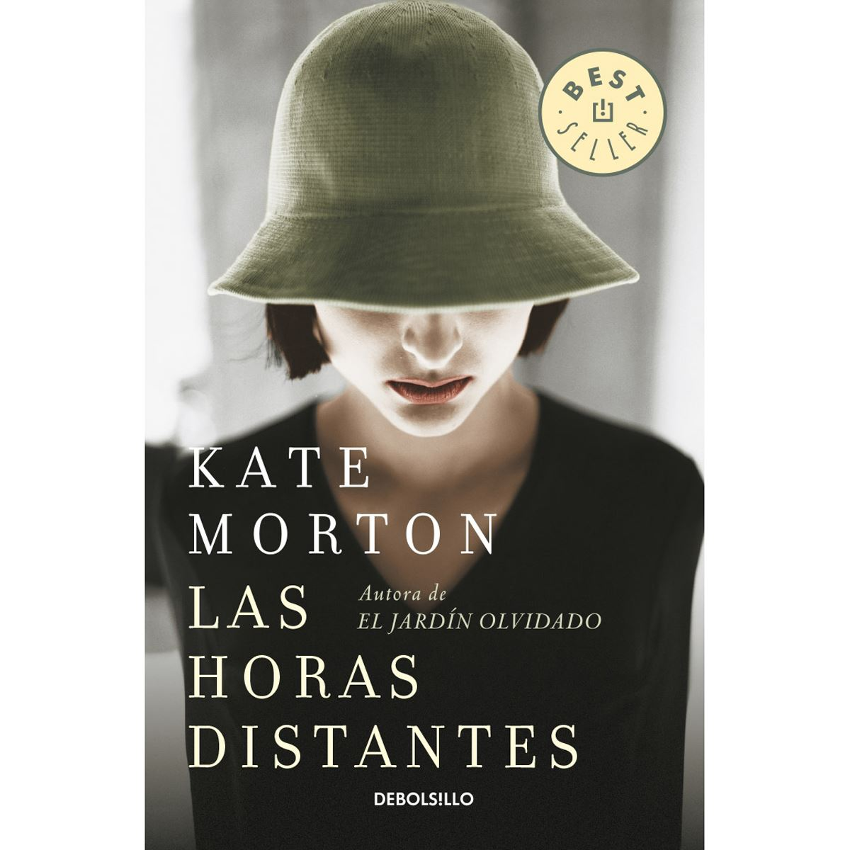 Las  horas distantes Libro - Sanborns