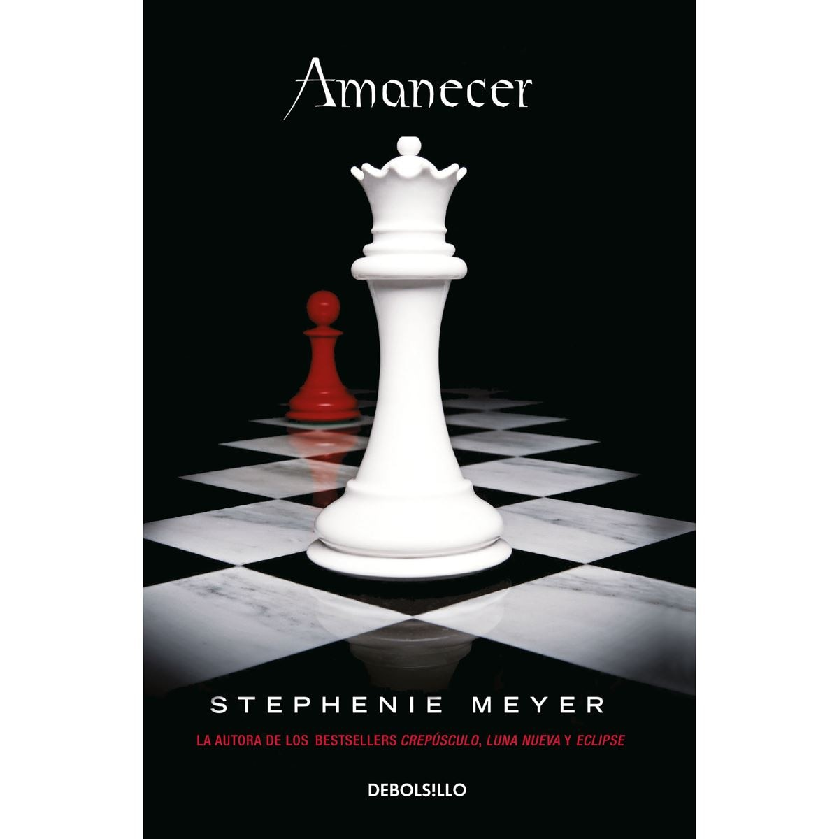 Amanecer (saga Crepusculo 4)