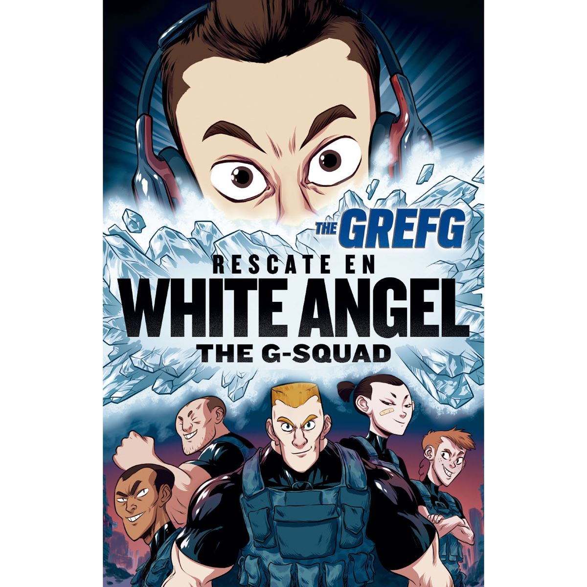 Rescate en white angel. The G squad