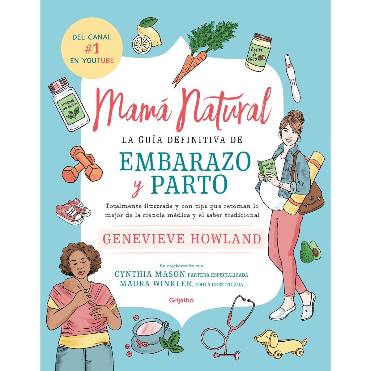 Mamá natural Libro - Sanborns