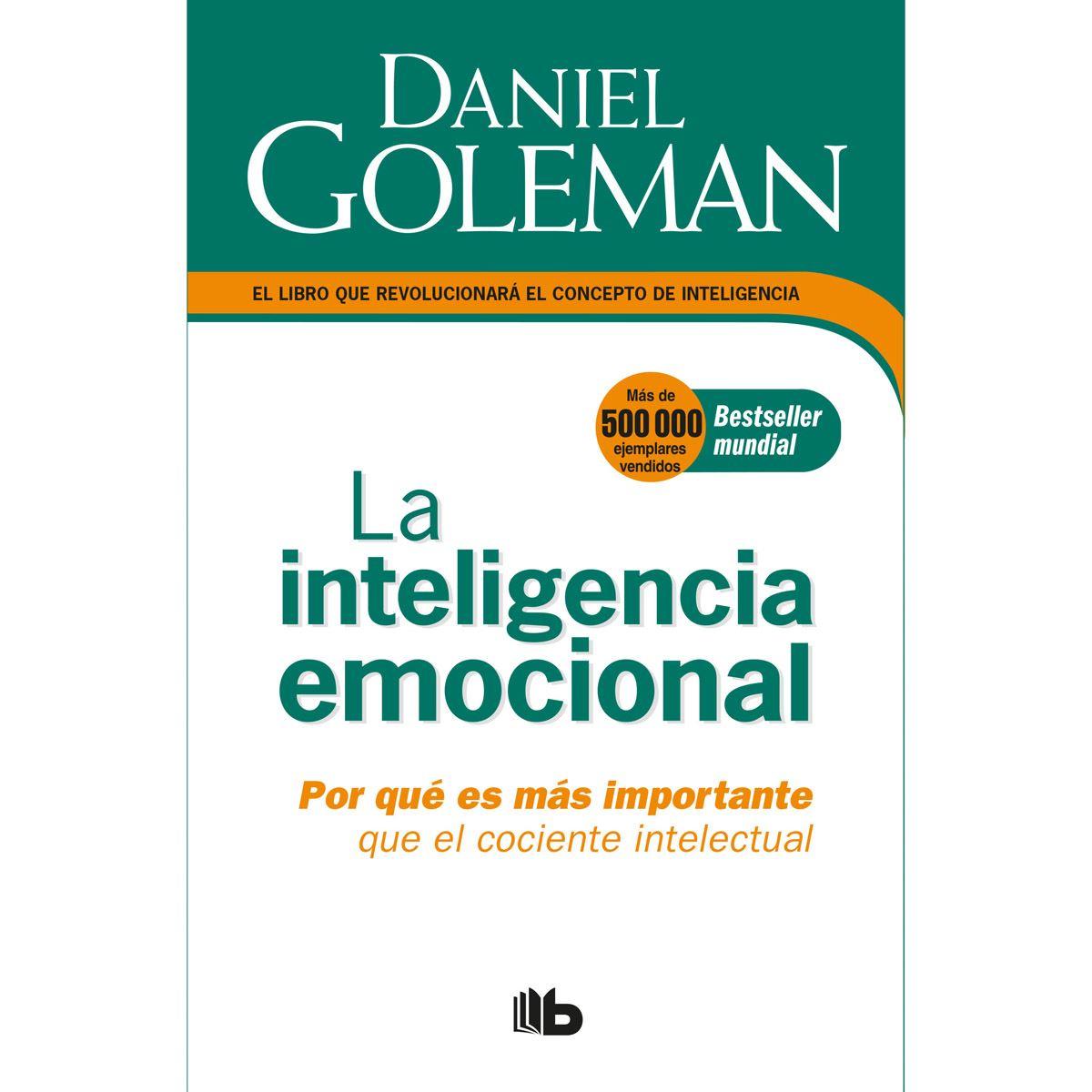 La Inteligencia Emocional Libro Sanborns