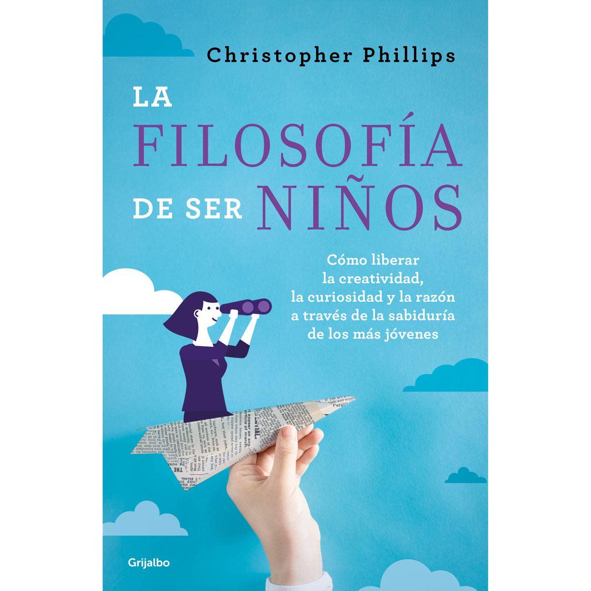 La filosofía de ser niños Libro - Sanborns