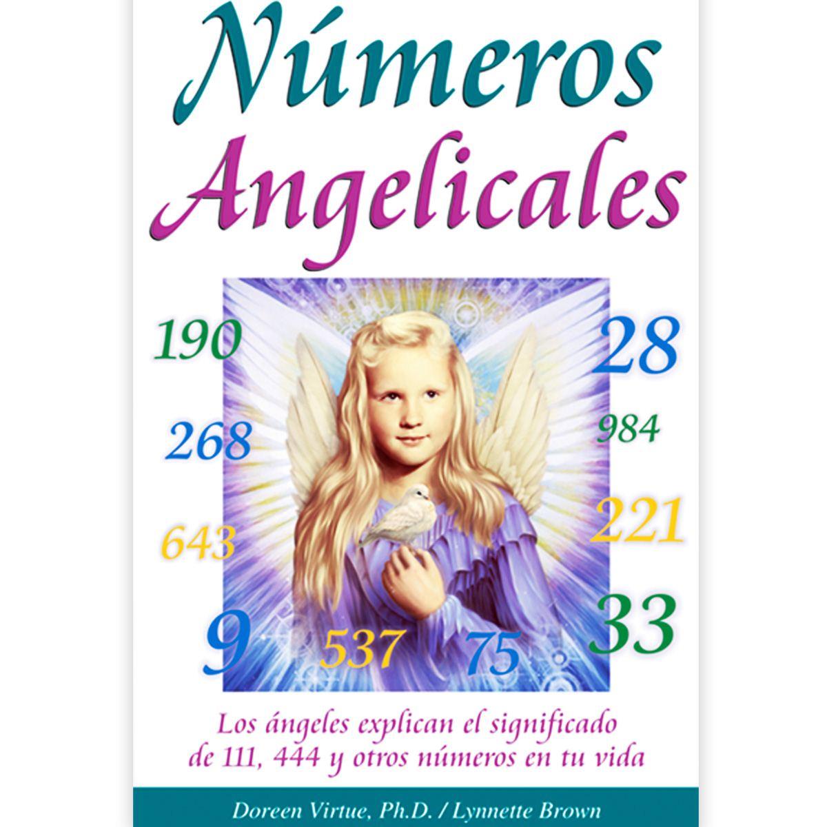 Números angelicales Libro - Sanborns