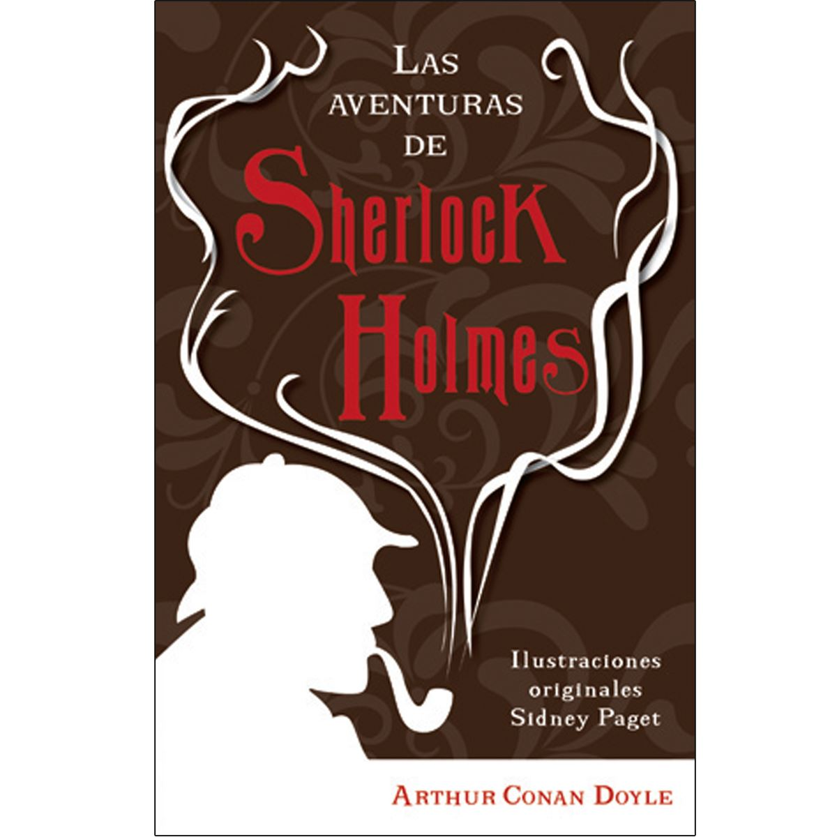 Las aventuras de sherlock holmes Libro - Sanborns
