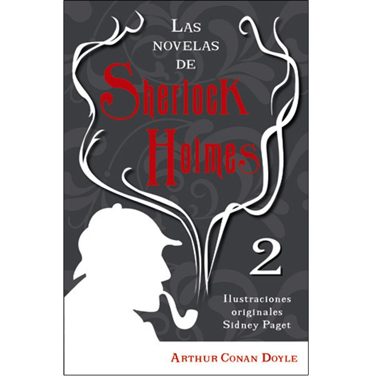 Las novelas de sherlock holmes 2 Libro - Sanborns