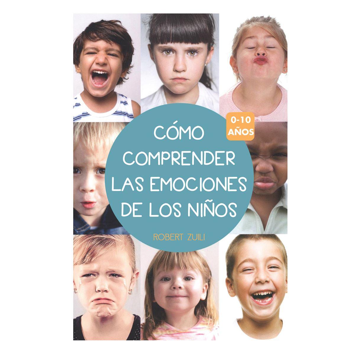 Cómo comprender las emociones de los niños Libro - Sanborns