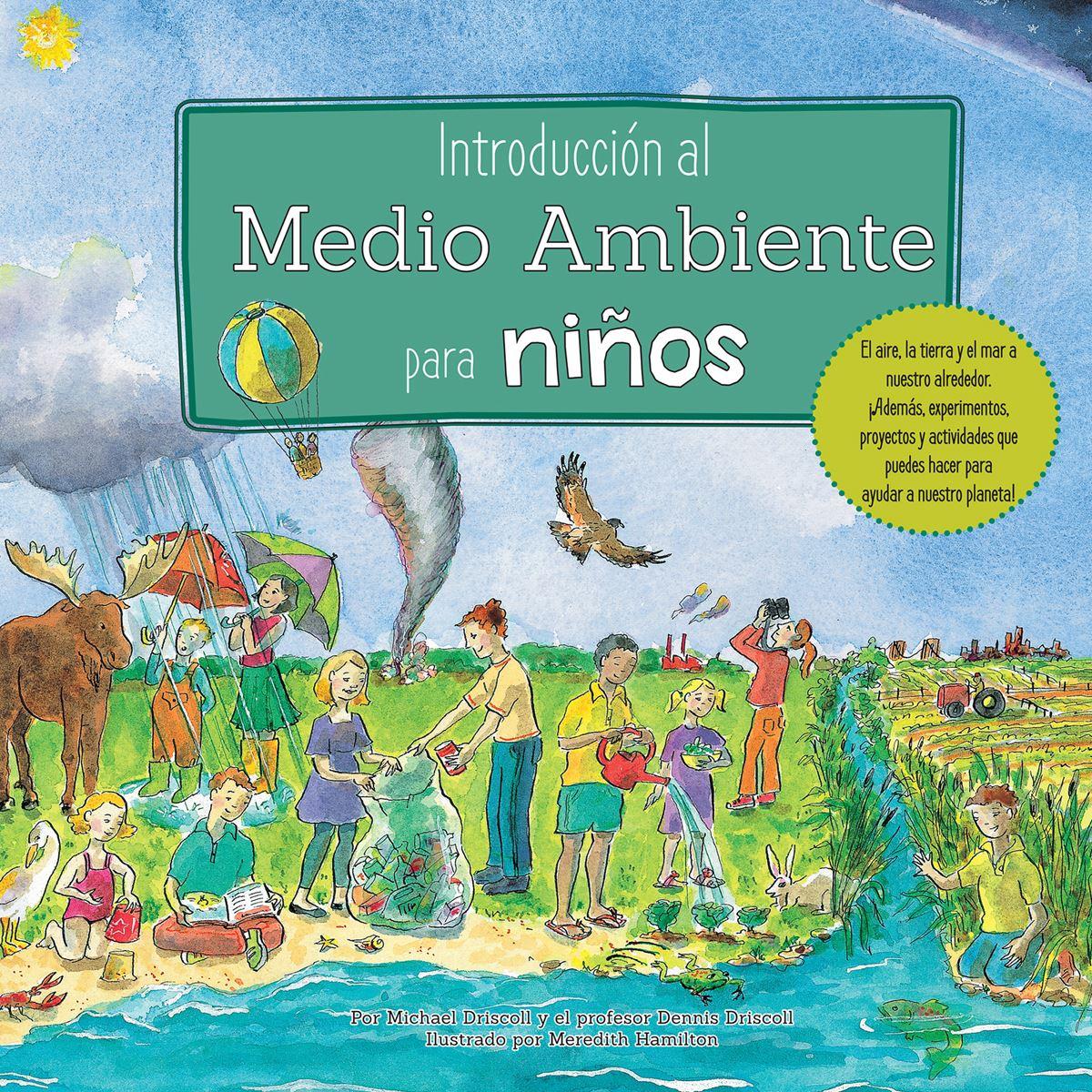 Introducción al medio ambiente para niños Libro - Sanborns