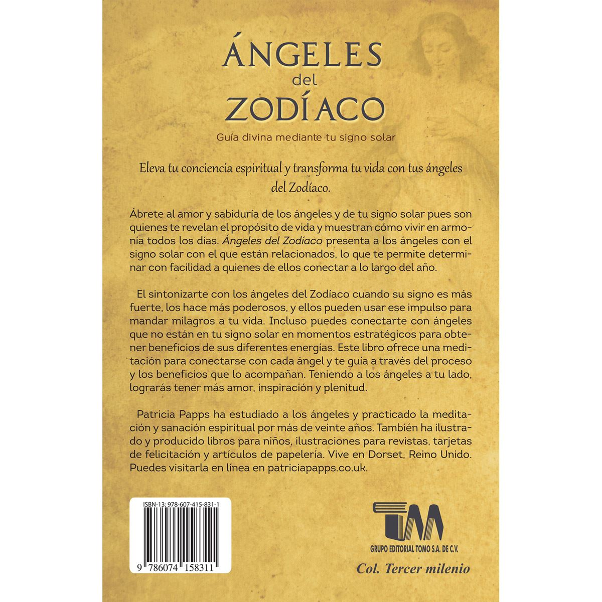 Angeles del zodíaco Libro - Sanborns