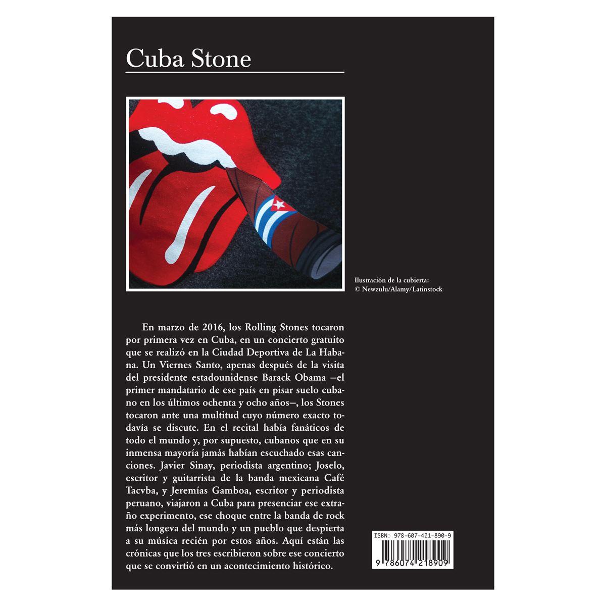 Cuba Stone