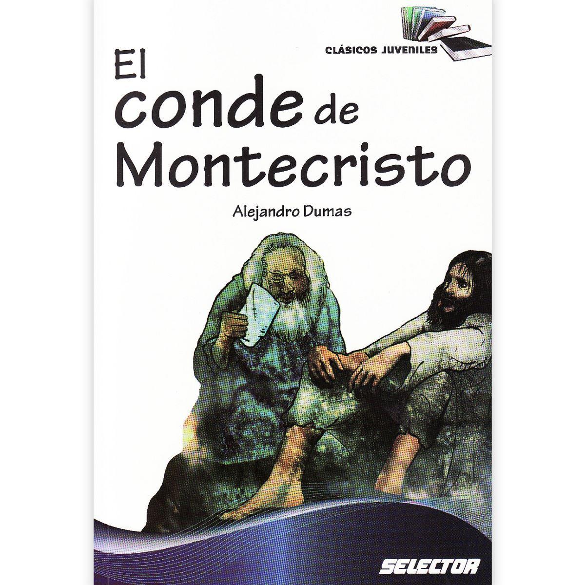 El conde de montecristo Libro - Sanborns