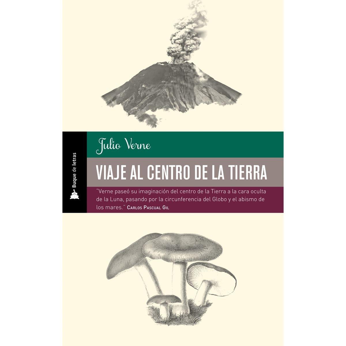 Viaje al centro de la tierra Libro - Sanborns