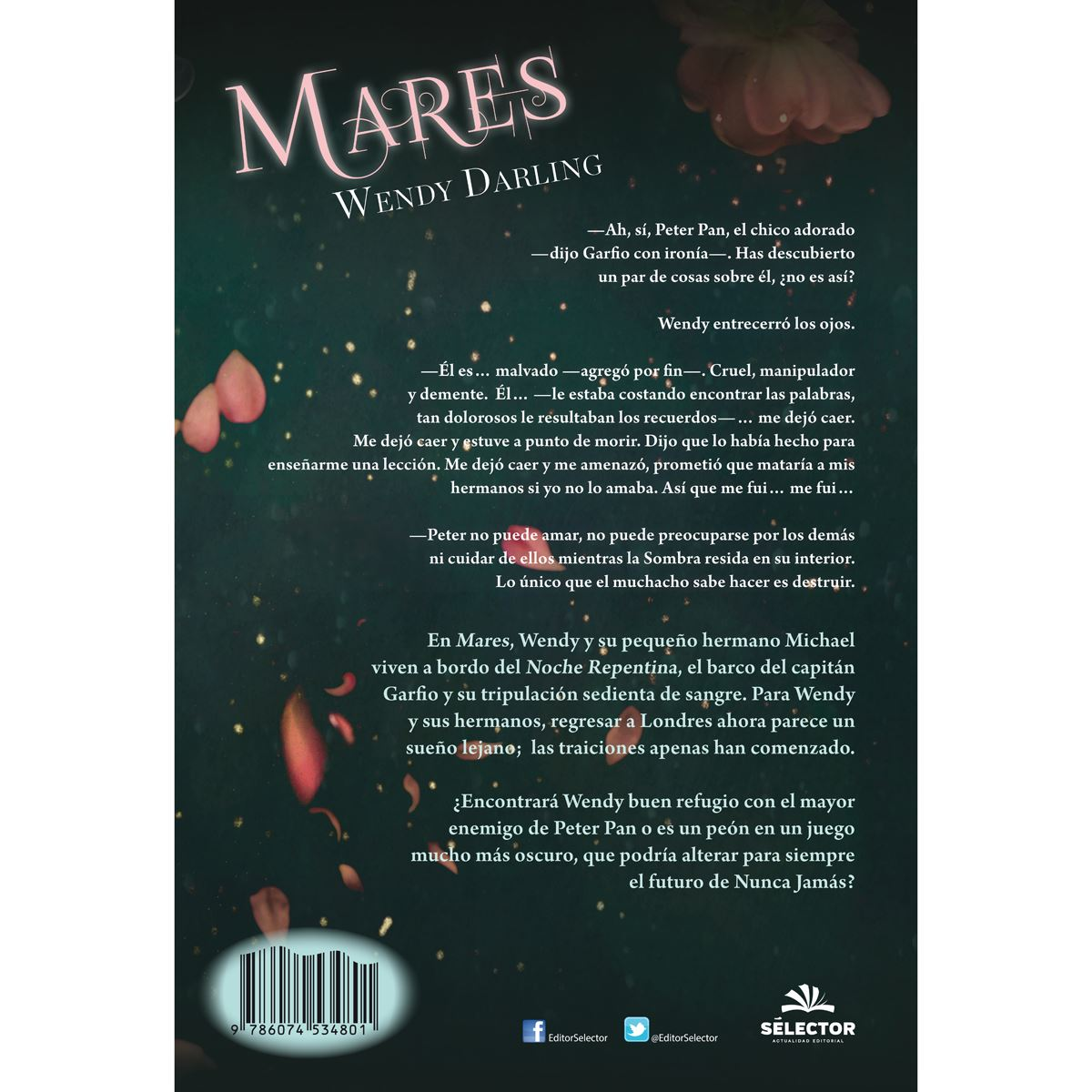 Mares. wendy darling Libro - Sanborns