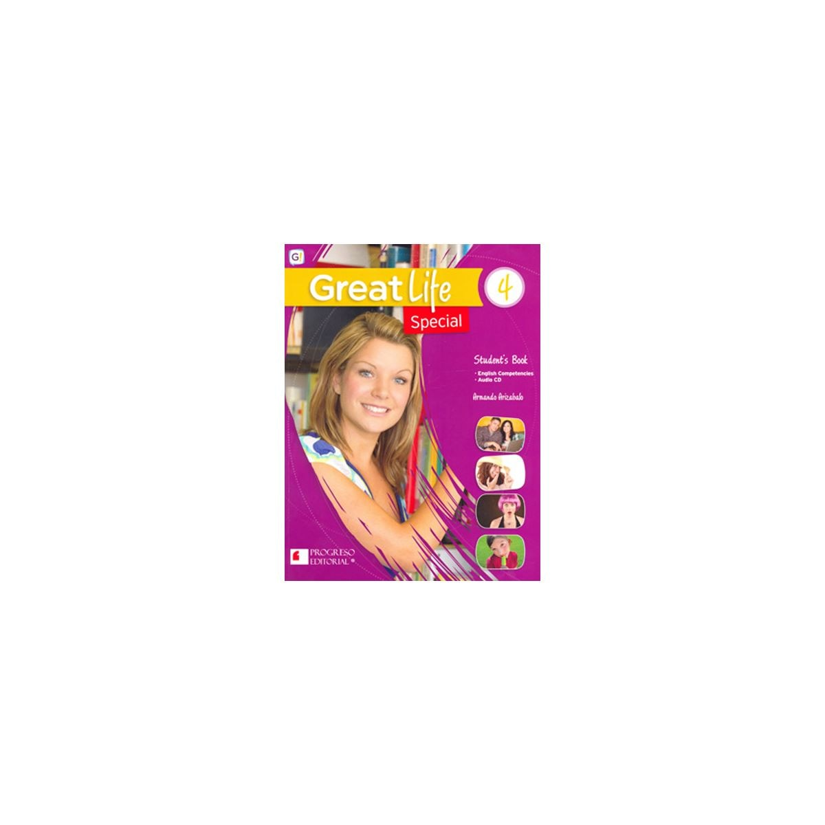 Great Life Special 4° StudentS Book