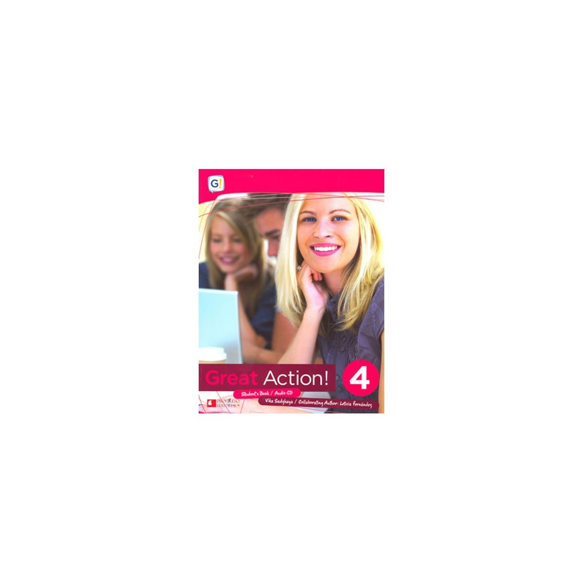 Great Action 4. Student´S Book