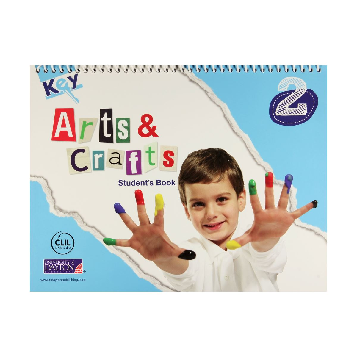 Key Arts & Crafts 2. Primary. StudentS Book
