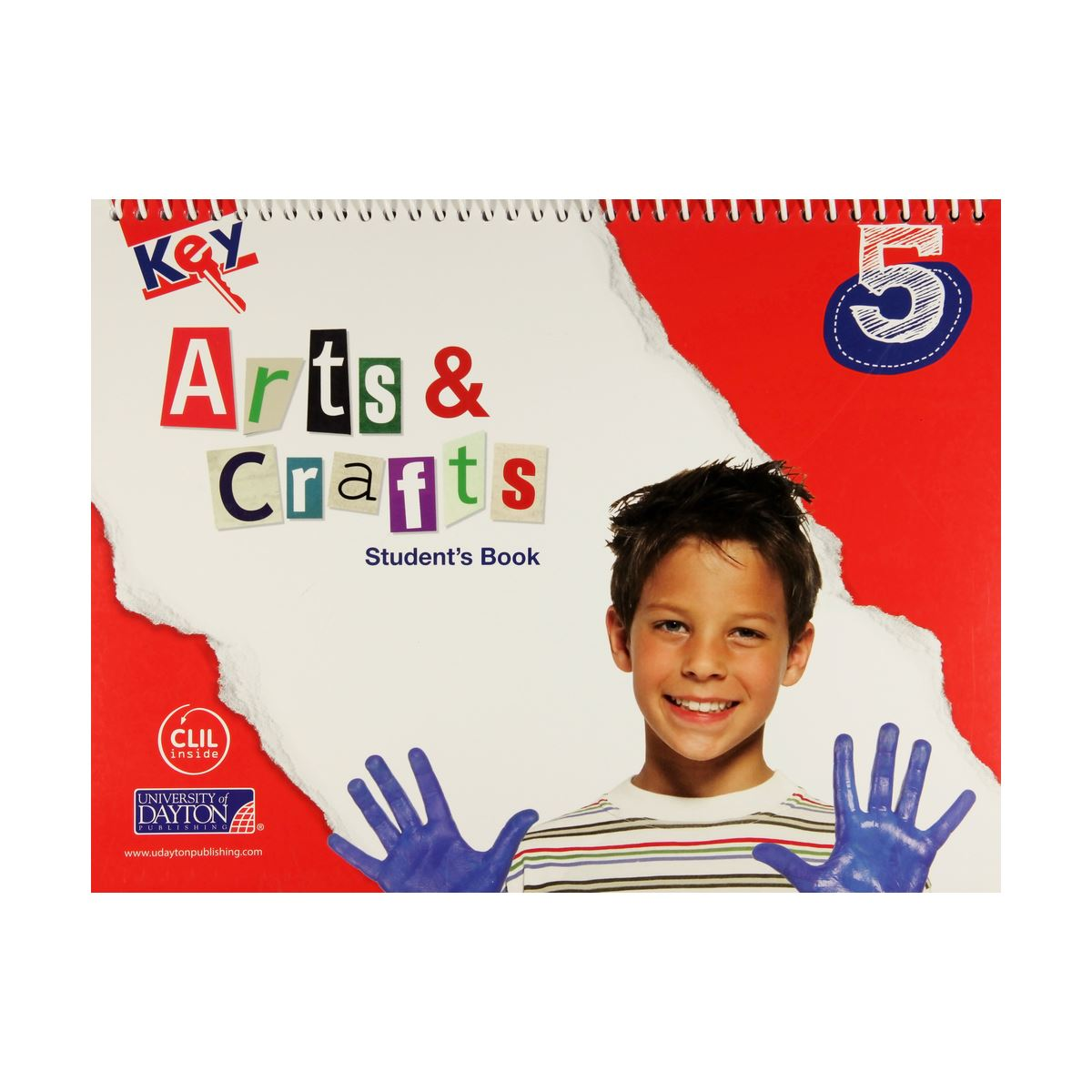Key Arts & Crafts 5. Primary. StudentS Book