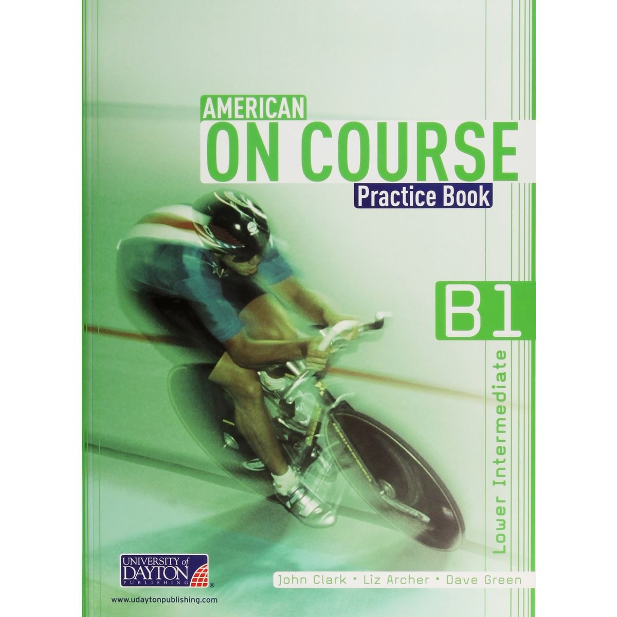 American On Course B1. Secondary. Practice Book