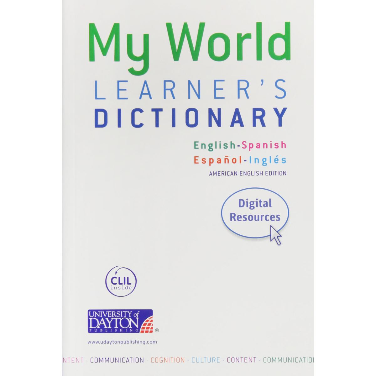 My World. LearnerS Dictionary