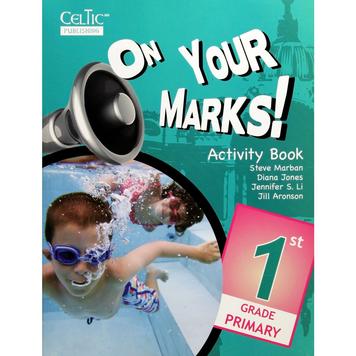 On Your Marks Activity Book 1 (Novedad 2015)