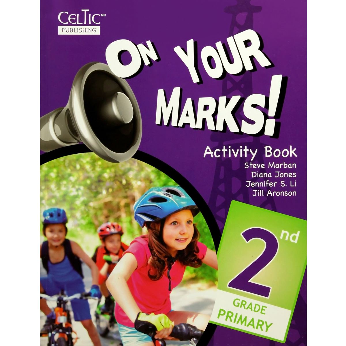 On Your Marks Activity Book 2 (Novedad 2015)