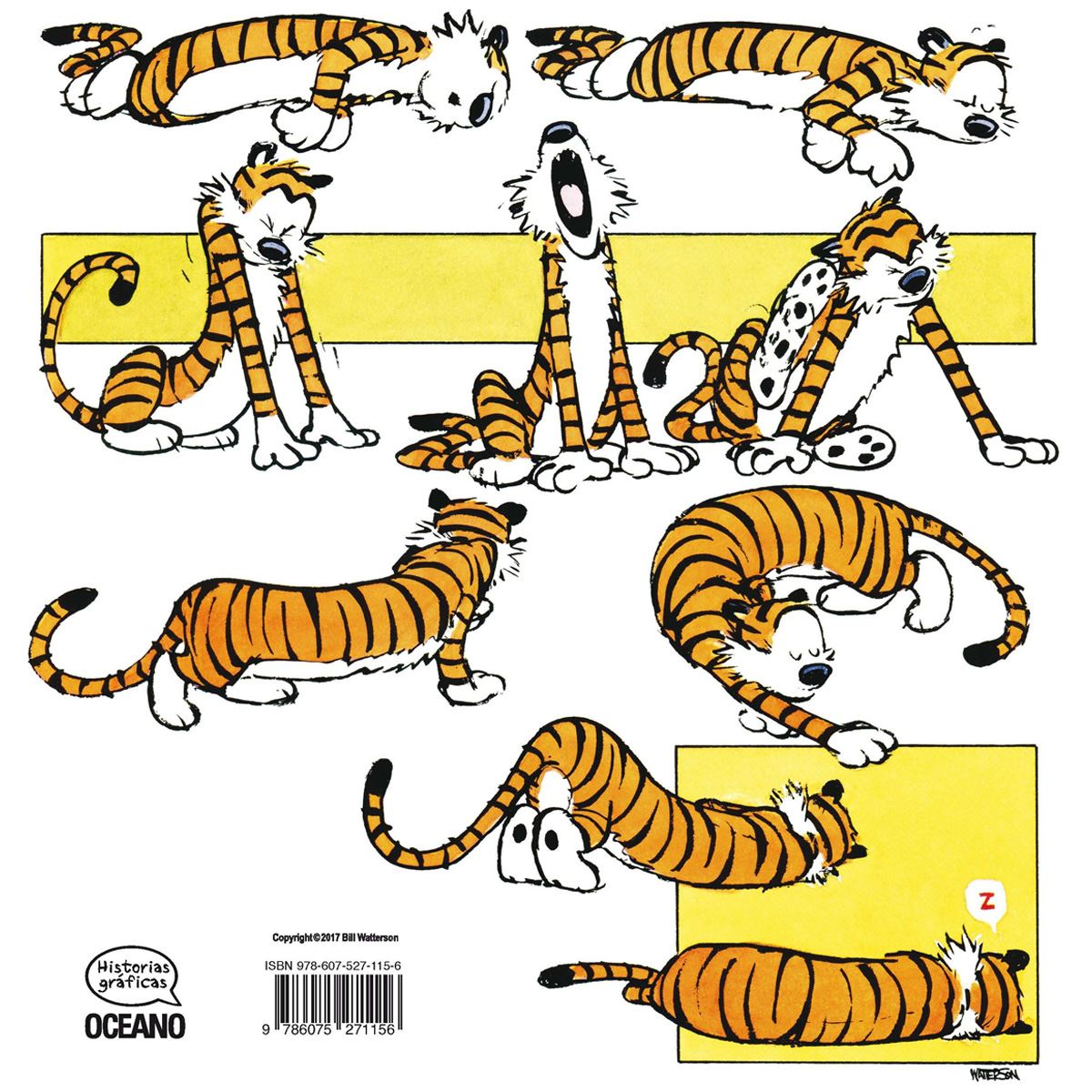 Calvin y hobbes 7. El ataque de los monstruos mutantes de nieve