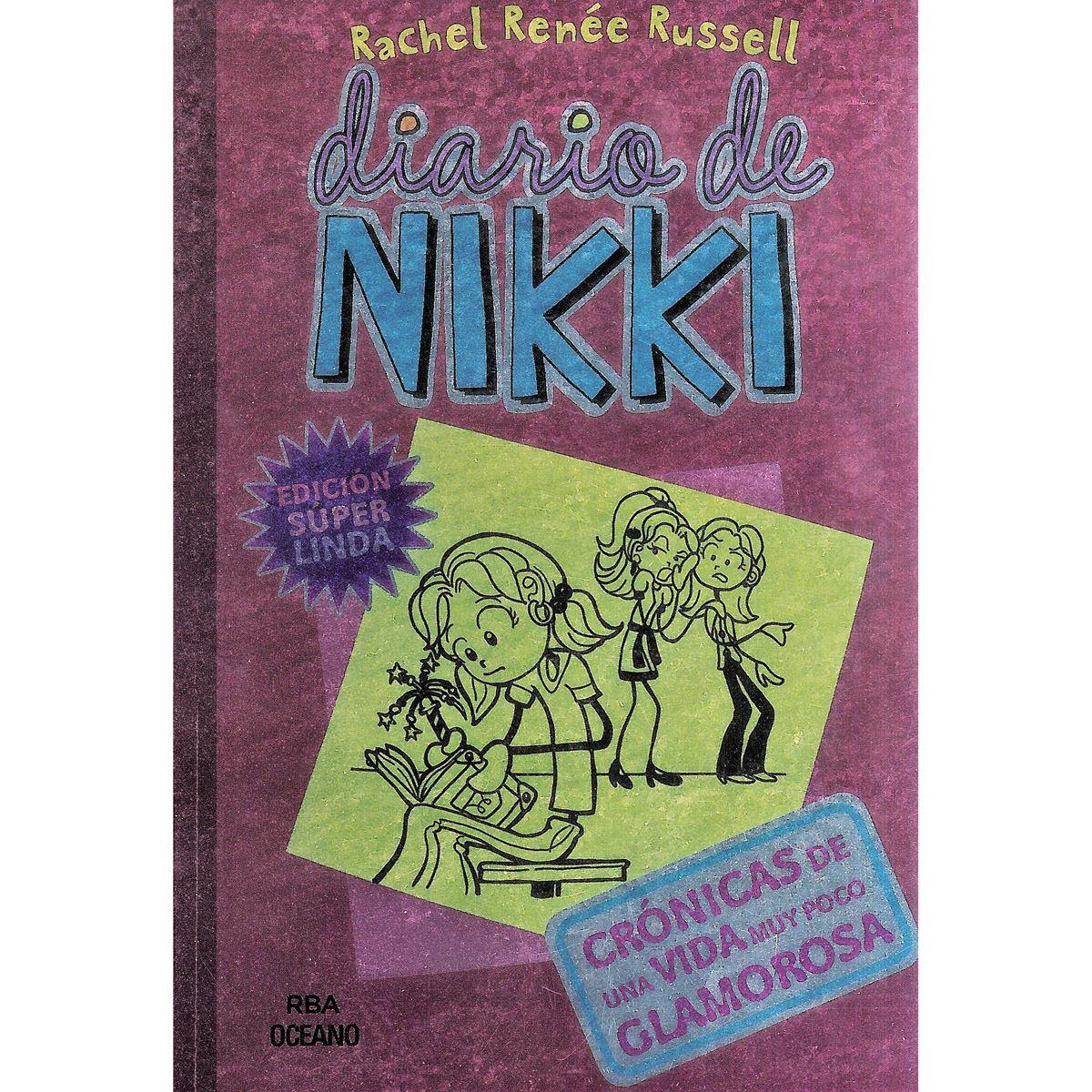Diario De Nikki 1 Crónicas De Una Vida Muy Poco Glamorosa Nueva Edición Súper Linda