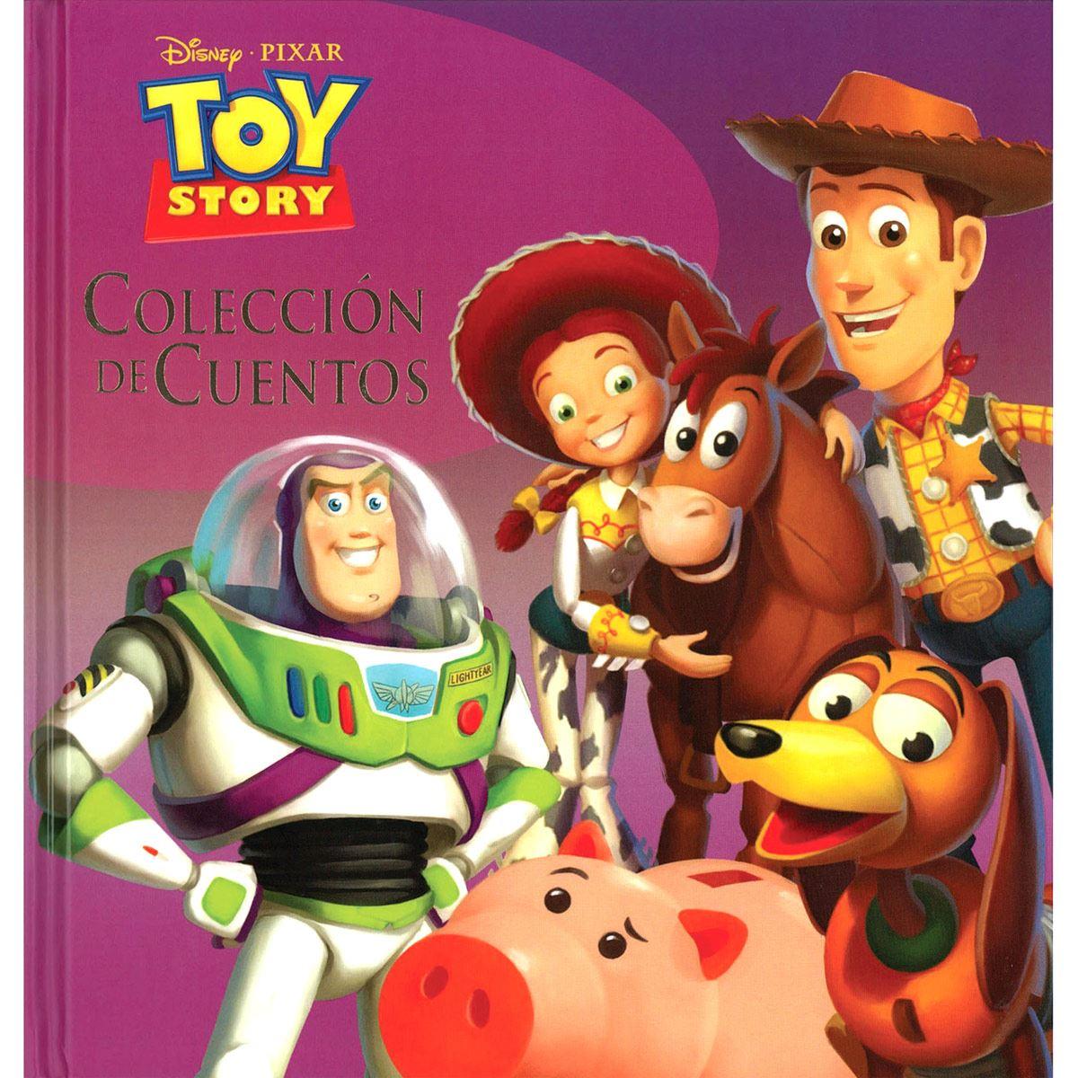 Tesoro De Cuentos: Toy Story