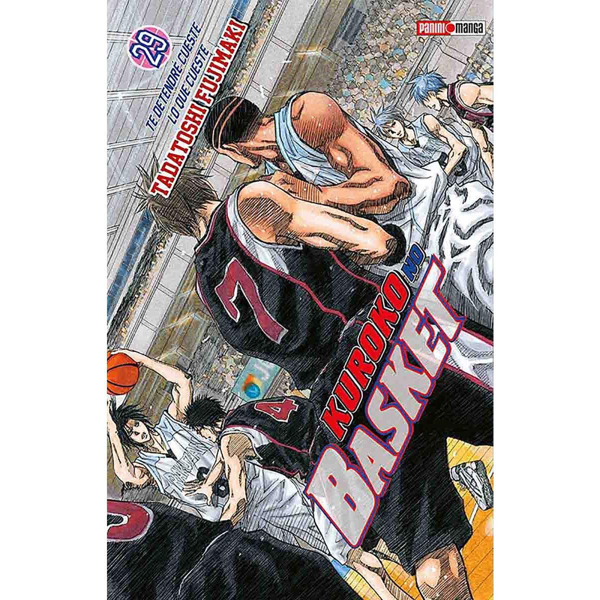 Kuroko no basket n.29