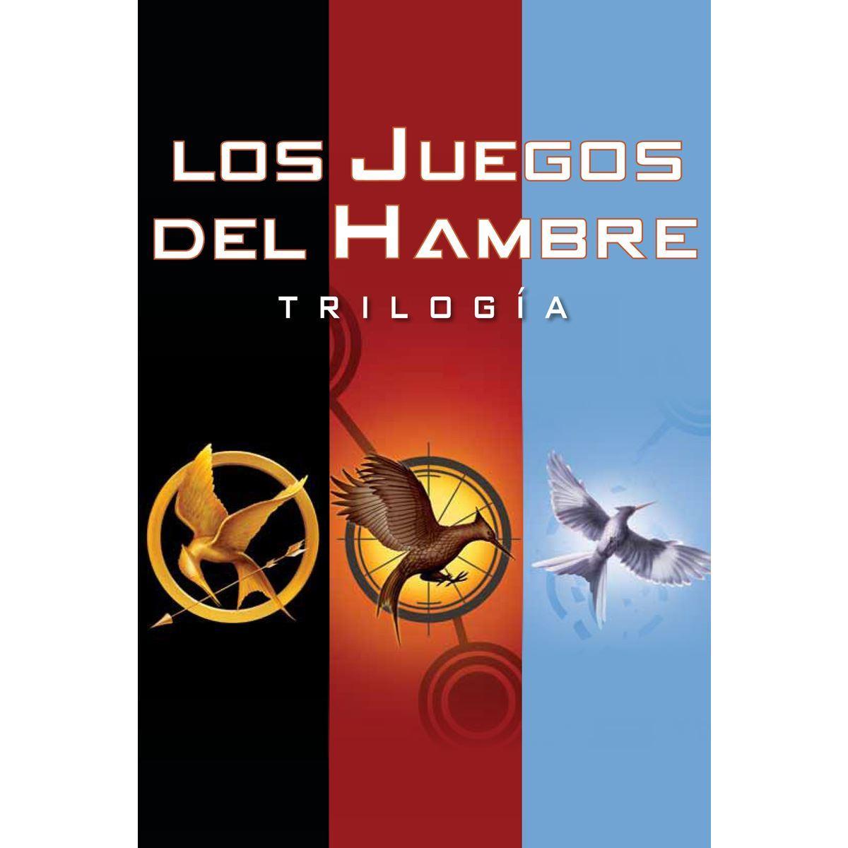 Trilogía los juegos del hambre (paquete de 3 títulos) Libro - Sanborns