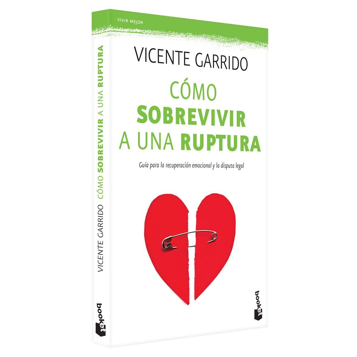 Cómo sobrevivir a una ruptura. Vicente Garrido. PDF