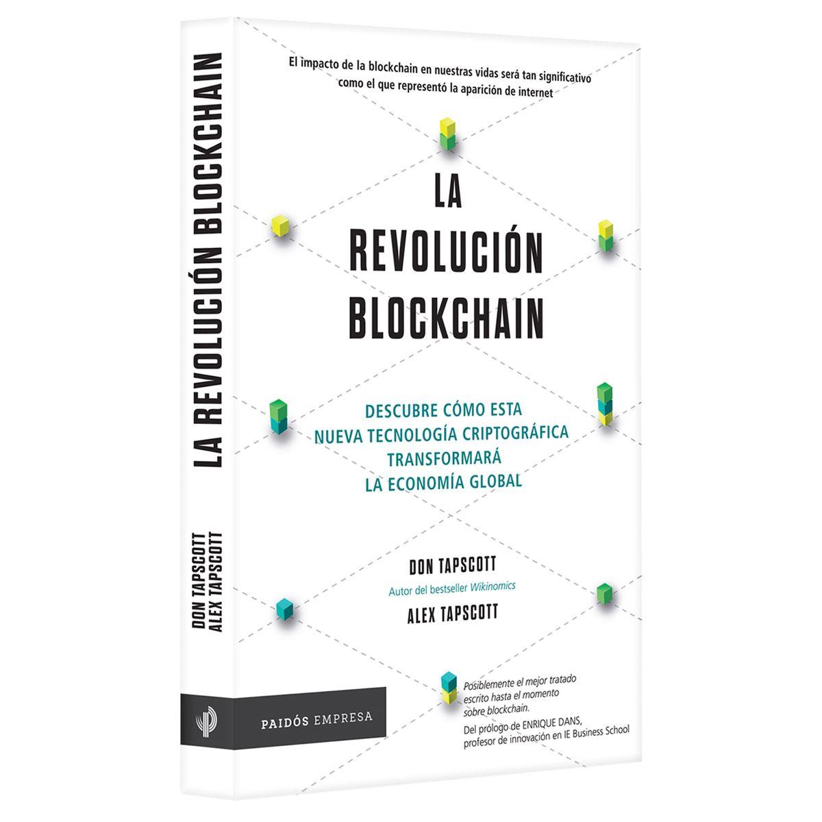 La revolución blockchain Libro - Sanborns