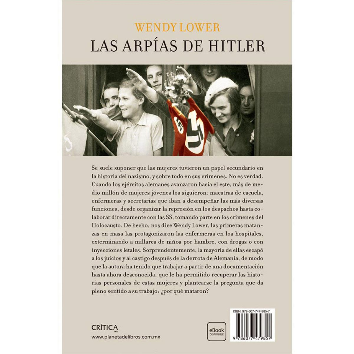 Las arpías de Hitler
