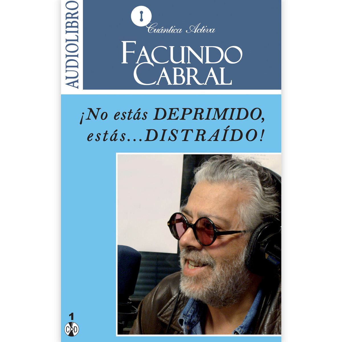 No estas deprimido estas distraído…. Libro - Sanborns