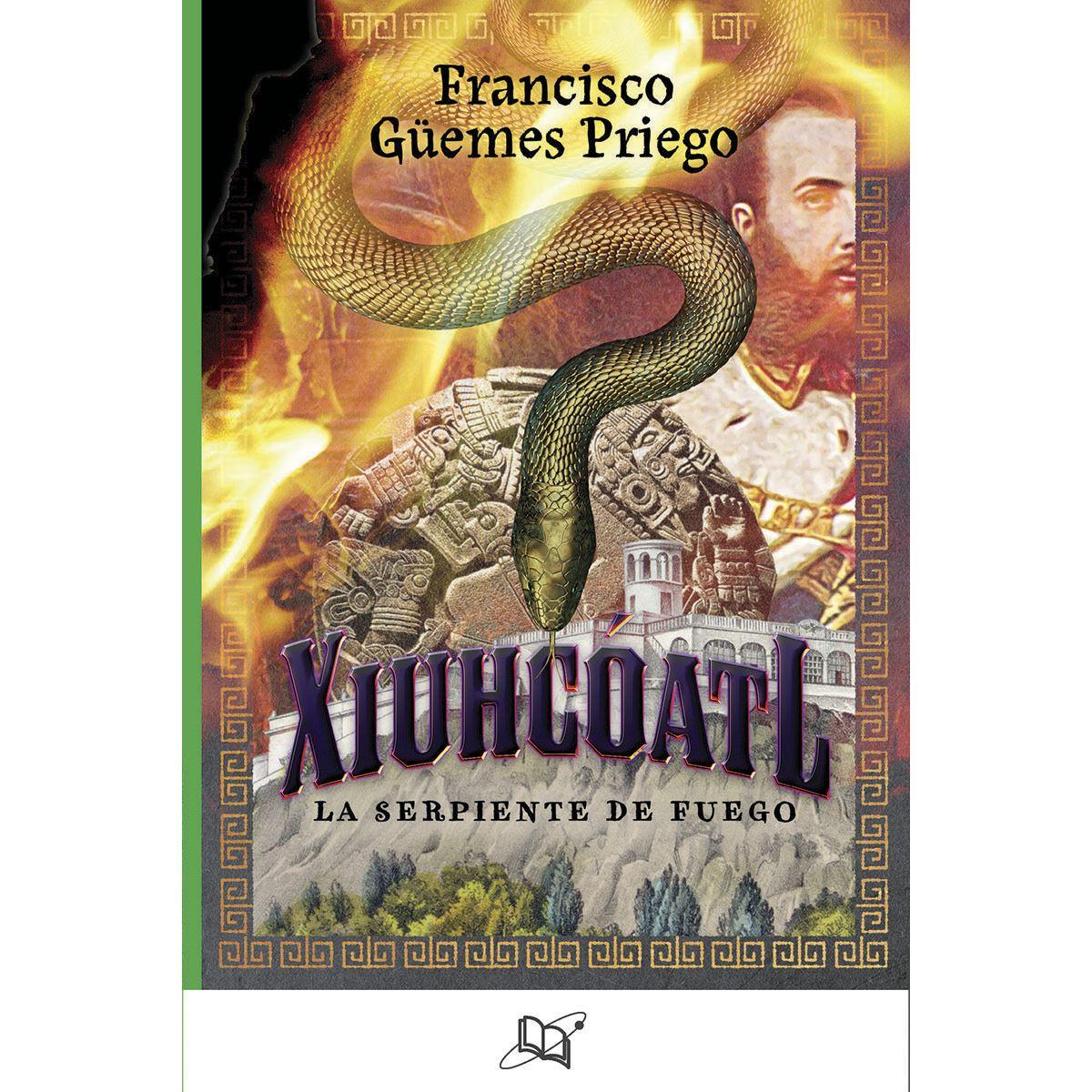 Xiuhcoatl la serpiente de fuego