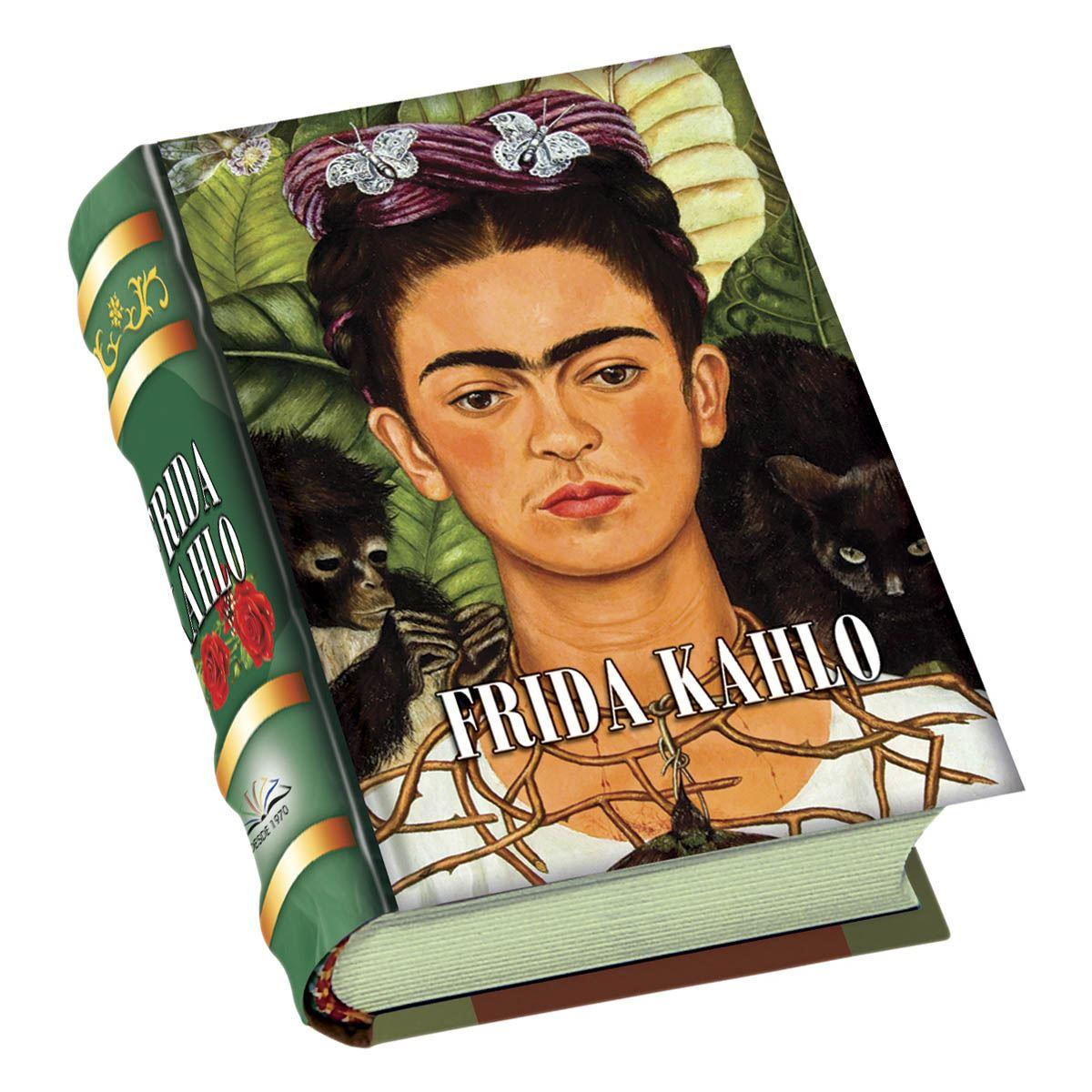 Frida Kahlo. (Mini libro)