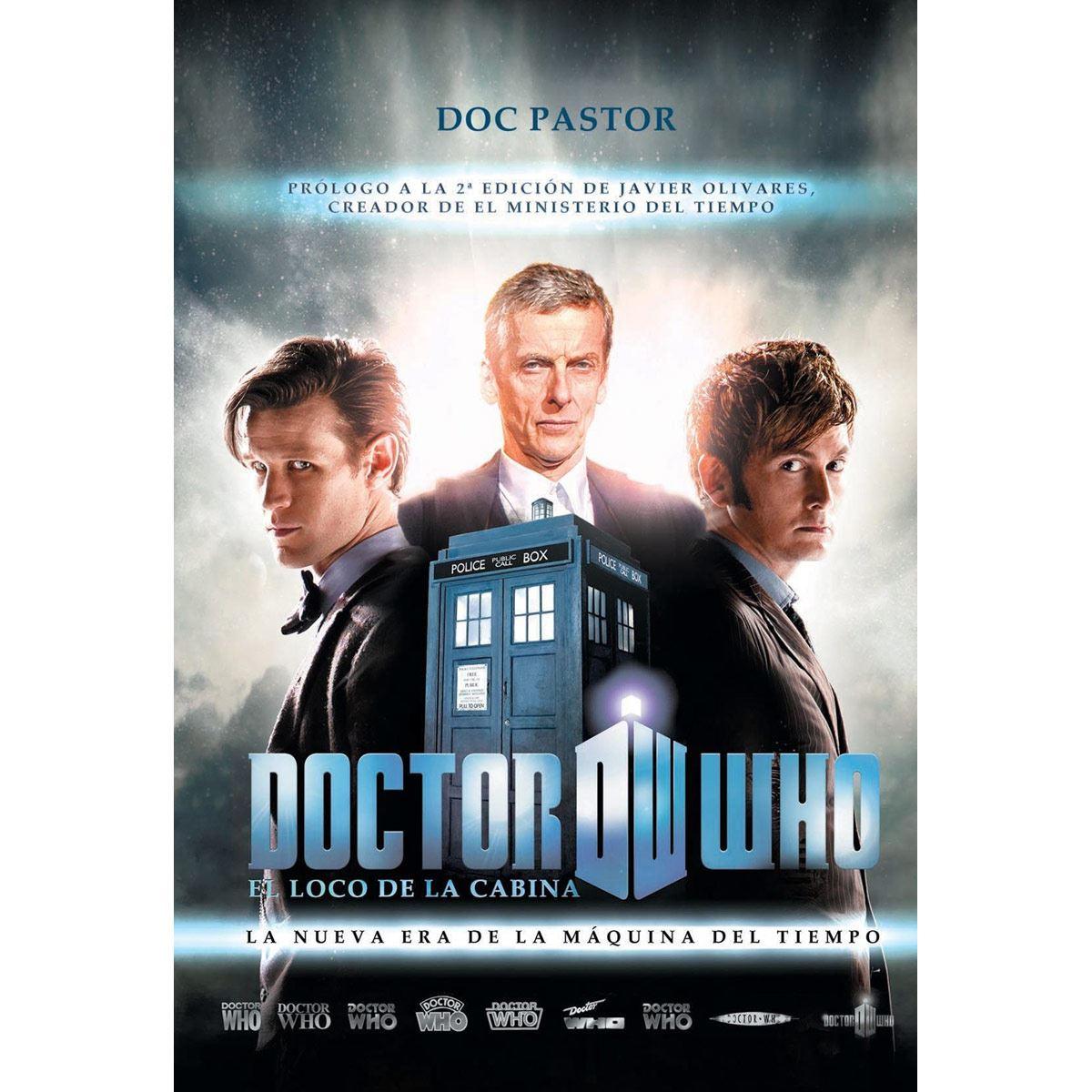 Doctor Who. El loco de la cabina