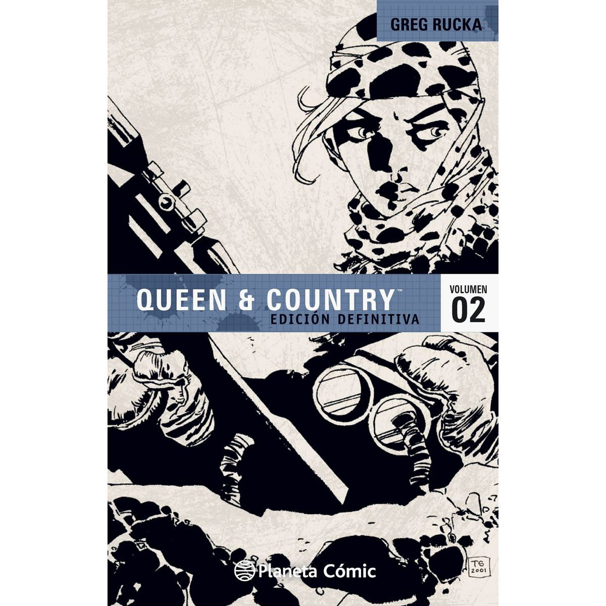 Queen and country Nº 02-04