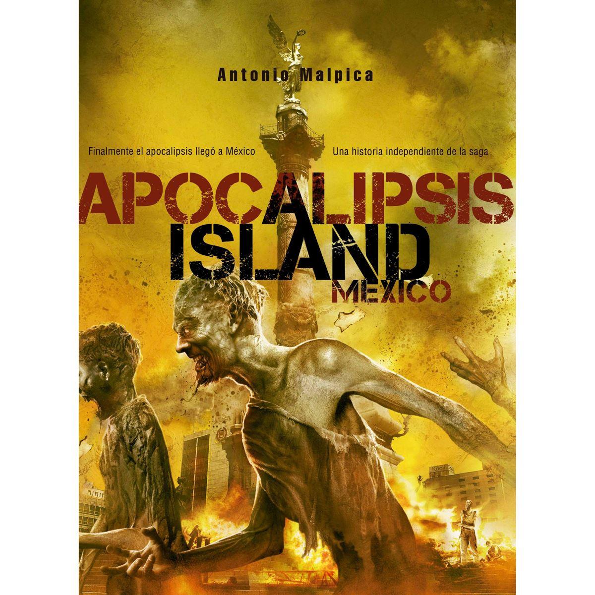 Apocalipsis island méxico Libro - Sanborns