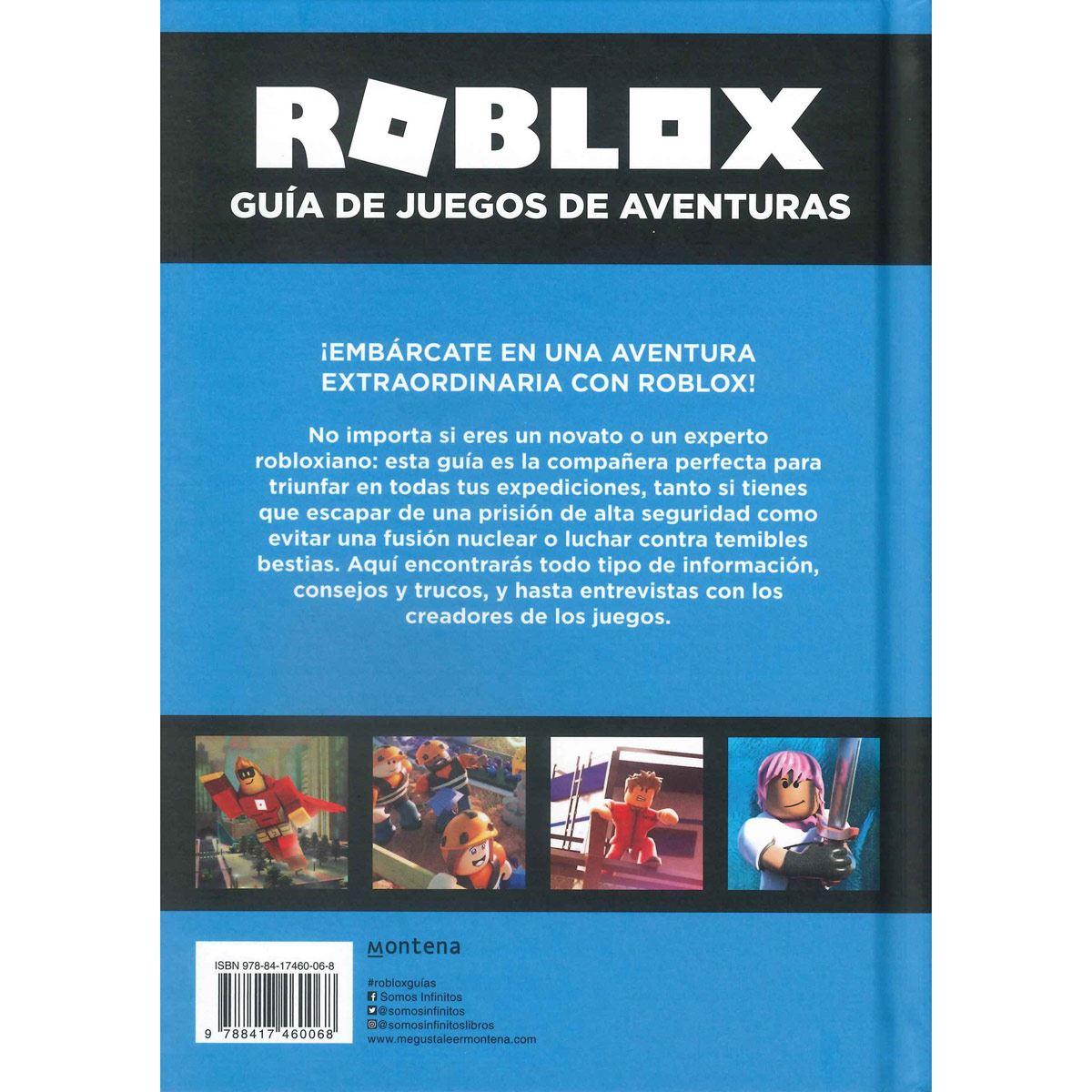 Roblox guía de juegos de aventuras