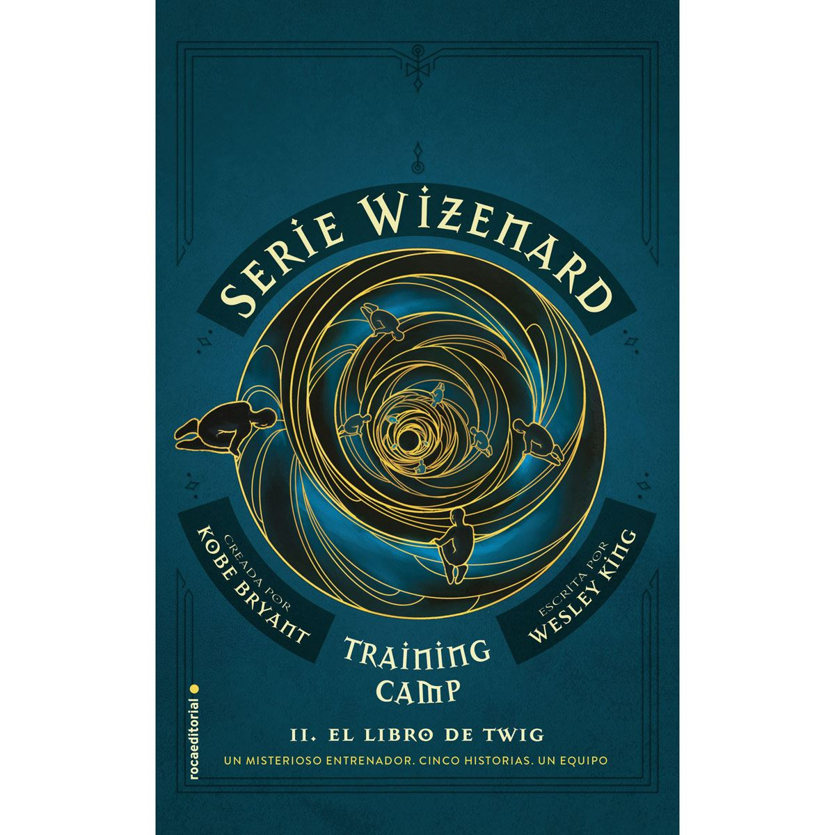 Training camp. El libro de Twig (wizenard)