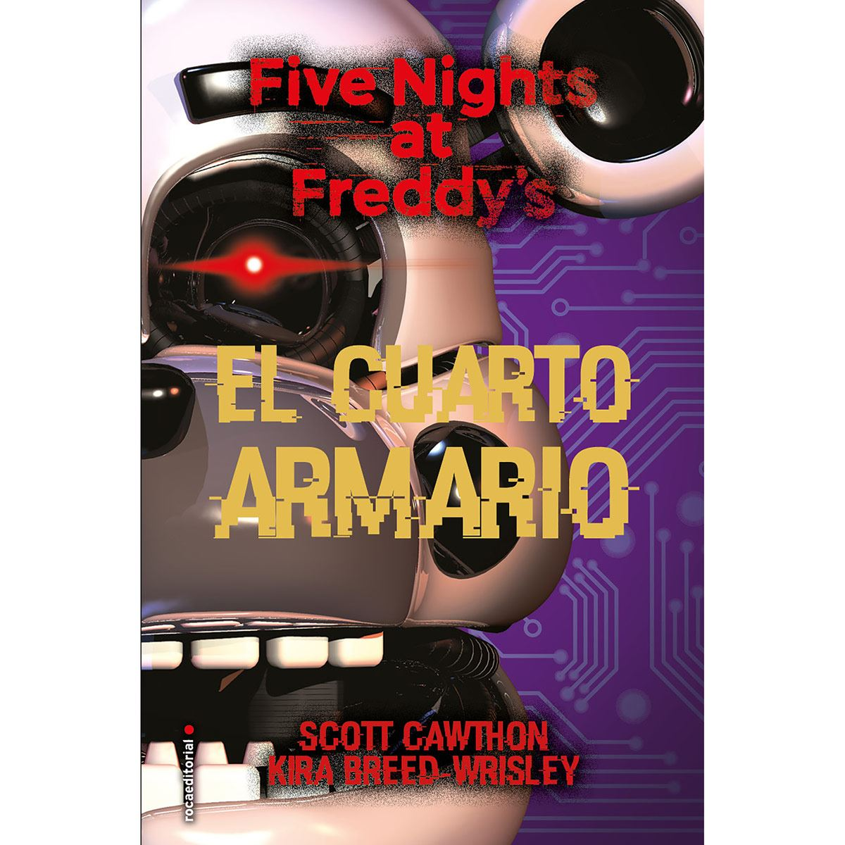 Five nights at freddys. The fourth close