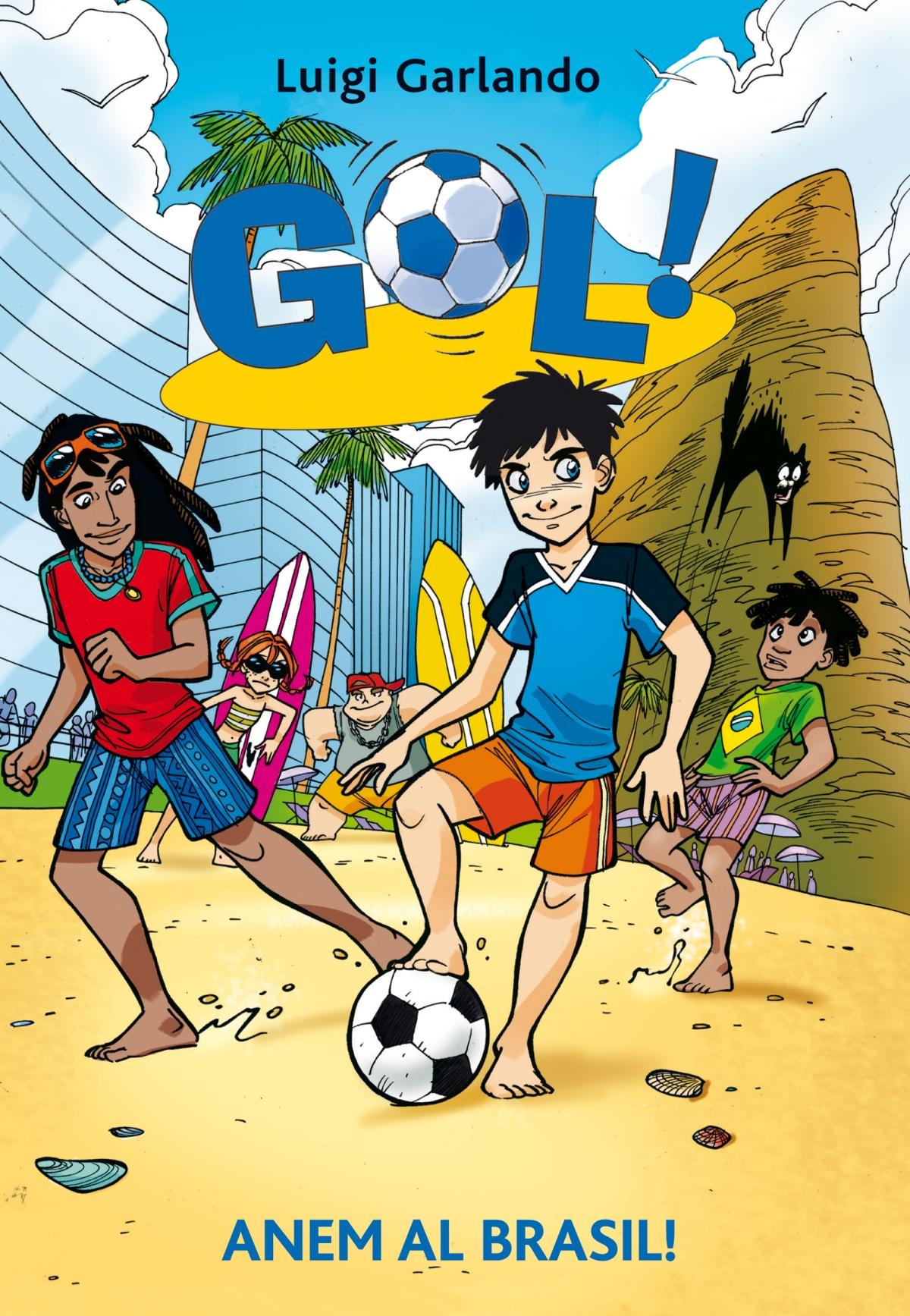 Gol 2. Anem al Brasil